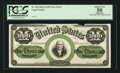 Large Size:Federal Proofs, Fr. 186 Hessler UNL $1000 1862 Legal Tender Face Proof PCGS Apparent About New 50.. ...