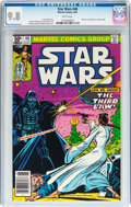 Modern Age (1980-Present):Science Fiction, Star Wars #48 (Marvel, 1981) CGC NM/MT 9.8 White pages....