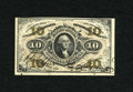 Fractional Currency:Third Issue, Fr. 1254 10c Third Issue Very Choice New....