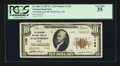 National Bank Notes:Maine, Waldoboro, ME - $10 1929 Ty. 2 The Medomak NB Ch. # 1108. ...
