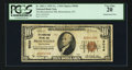 National Bank Notes:Pennsylvania, Brownstown, PA - $10 1929 Ty. 1 The Brownstown NB Ch. # 9026. ...
