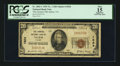 National Bank Notes:Virginia, Salem, VA - $20 1929 Ty. 1 The Farmers NB Ch. # 1824. ...