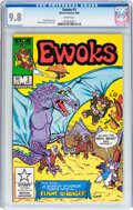 Modern Age (1980-Present):Miscellaneous, Ewoks #3 (Marvel, 1985) CGC NM/MT 9.8 White pages....