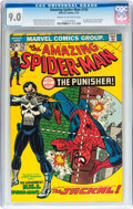 Bronze Age (1970-1979):Superhero, The Amazing Spider-Man #129 (Marvel, 1974) CGC VF/NM 9.0 Cream tooff-white pages....