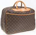 "Luxury Accessories:Accessories, Louis Vuitton Classic Monogram Canvas Alize 24 Heures. Good toVery Good Condition. 18"" Width x 13.5"" Height x 8""Dept..."