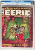 Magazines:Horror, Eerie #6 (Warren, 1966) CGC NM 9.4 Off-white to white pages....