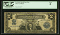 Large Size:Silver Certificates, Fr. 256* $2 1899 Silver Certificate PCGS Good 06.. ...