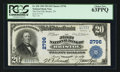 National Bank Notes:Tennessee, Bristol, TN - $20 1902 Plain Back Fr. 650 The First NB Ch. # 2796....