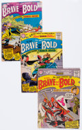 Golden Age (1938-1955):Miscellaneous, The Brave and the Bold Group (DC, 1956-59).... (Total: 11 Comic Books)