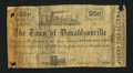 Obsoletes By State:Louisiana, Donaldsonville, LA- Town of Donaldsonville 25¢ Jan. 28, 1862. ...