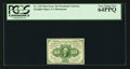 Fractional Currency:First Issue, Fr. 1243 10¢ First Issue PCGS Very Choice New 64PPQ.. ...