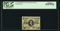 Fractional Currency:Third Issue, Fr. 1238 5¢ Third Issue PCGS Gem New 65PPQ.. ...