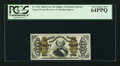 Fractional Currency:Third Issue, Fr. 1339 50¢ Third Issue Spinner Type II PCGS Very Choice New 64PPQ.. ...