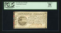 Colonial Notes:Continental Congress Issues, Continental Currency May 10, 1775 $20 PCGS Apparent About New 50.....