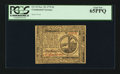 Colonial Notes:Continental Congress Issues, Continental Currency November 29, 1775 $2 PCGS Gem New 65PPQ.. ...