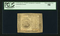 Colonial Notes:Continental Congress Issues, Continental Currency September 26, 1778 $50 PCGS Choice About New 58.. ...