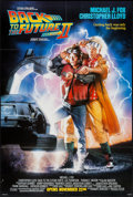 """Movie Posters:Science Fiction, Back to the Future Part II & Others Lot (Universal, 1989). OneSheets (2) (27"""" X 40"""") and Program (4 Pages, 9"""" X 12"""") SS &D... (Total: 3 Items)"""
