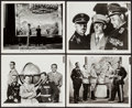 "Movie Posters:War, The Hitler Gang & Others Lot (Paramount, 1944). Photos (8) (8""X 10""). War.. ... (Total: 8 Items)"