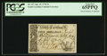Colonial Notes:South Carolina, South Carolina April 10, 1778 5s PCGS Gem New 65PPQ.. ...
