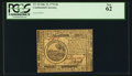 Colonial Notes:Continental Congress Issues, Continental Currency July 22, 1776 $6 PCGS New 62.. ...