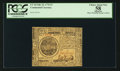 Colonial Notes:Continental Congress Issues, Continental Currency July 22, 1776 $7 PCGS Apparent Choice AboutNew 58.. ...