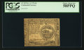 Colonial Notes:Continental Congress Issues, Continental Currency November 2, 1776 $4 PCGS Choice About New 58PPQ.. ...
