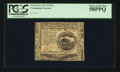 Colonial Notes:Continental Congress Issues, Continental Currency November 29, 1775 $4 PCGS Choice About New 58PPQ.. ...