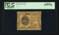 Colonial Notes:Continental Congress Issues, Continental Currency November 29, 1775 $7 PCGS Gem New 65PPQ.. ...