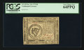 Colonial Notes:Continental Congress Issues, Continental Currency November 29, 1775 $8 PCGS Very Choice New 64PPQ.. ...