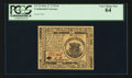 Colonial Notes:Continental Congress Issues, Continental Currency February 17, 1776 $1 PCGS Very Choice New 64.. ...