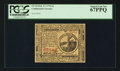 Colonial Notes:Continental Congress Issues, Continental Currency February 17, 1776 $2 PCGS Superb Gem New 67PPQ.. ...