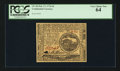 Colonial Notes:Continental Congress Issues, Continental Currency February 17, 1776 $4 PCGS Very Choice New 64.. ...