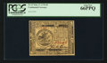 Colonial Notes:Continental Congress Issues, Continental Currency February 17, 1776 $5 PCGS Gem New 66PPQ.. ...