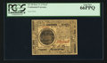 Colonial Notes:Continental Congress Issues, Continental Currency February 17, 1776 $7 PCGS Gem New 66PPQ.. ...