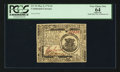 Colonial Notes:Continental Congress Issues, Continental Currency May 9, 1776 $1 PCGS Apparent Very Choice New64.. ...