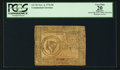 Colonial Notes:Continental Congress Issues, Continental Currency November 2, 1776 $8 PCGS Apparent Very Fine20.. ...