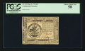 Colonial Notes:Continental Congress Issues, Continental Currency May 9, 1776 $5 PCGS Choice About New 58.. ...