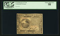 Colonial Notes:Continental Congress Issues, Continental Currency February 26, 1777 $6 PCGS Choice About New58.. ...