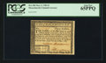 Colonial Notes:Massachusetts, Massachusetts May 5, 1780 $3 PCGS Gem New 65PPQ.. ...