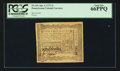 Colonial Notes:Pennsylvania, Pennsylvania April 3, 1772 2s PCGS Gem New 66PPQ.. ...