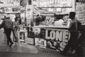Photographs, ROBERT FRANK (American, b. 1924). Times Square, 1961. Gelatin silver, printed 1978. 8-1/8 x 12 inches (20.6 x 30.5 cm). ...