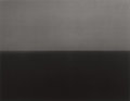 Prints, HIROSHI SUGIMOTO (Japanese, b. 1948). Time Exposed: #345 Ionian Sea, Santa Cesarea, 1990. Tri-tone offset lithographic p...