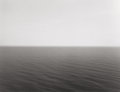 Photographs:Contemporary, HIROSHI SUGIMOTO (Japanese, b. 1948). Time Exposed: #367 BlackSea, Inebolu, 1991. Tri-tone offset lithographic print. 9...