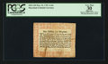 Colonial Notes:Maryland, Maryland May 10, 1781 1s/6d PCGS Apparent Very Fine 30.. ...