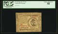 Colonial Notes:Continental Congress Issues, Continental Currency May 20, 1777 $3 PCGS Choice About New 58.. ...