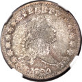 Early Half Dollars, 1794 50C O-106, Low R.6, Fine 15 NGC....