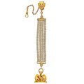 Timepieces:Watch Chains & Fobs, Gold Filled Chain & Fancy Dragon Fob. ...