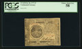 Colonial Notes:Continental Congress Issues, Continental Currency February 26, 1777 $7 PCGS Choice About New 58.. ...