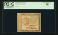 Colonial Notes:Continental Congress Issues, Continental Currency January 14, 1779 $2 PCGS Choice About New 58.....