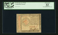 Colonial Notes:Continental Congress Issues, Continental Currency January 14, 1779 $5 PCGS Apparent Choice New 63.. ...